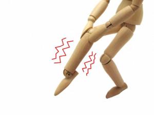 足の痛み人形