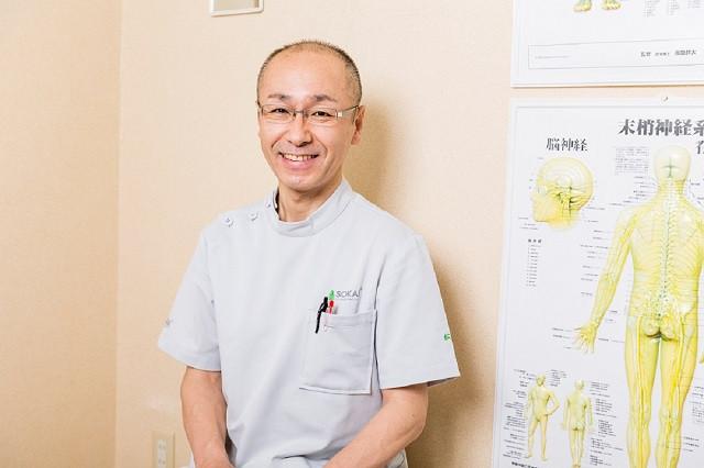 院長 松本斉